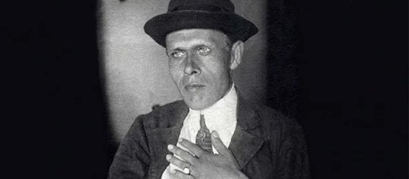 Русский, советский писатель, поэт и драматург Даниил Хармс | Серебряный  Дождь