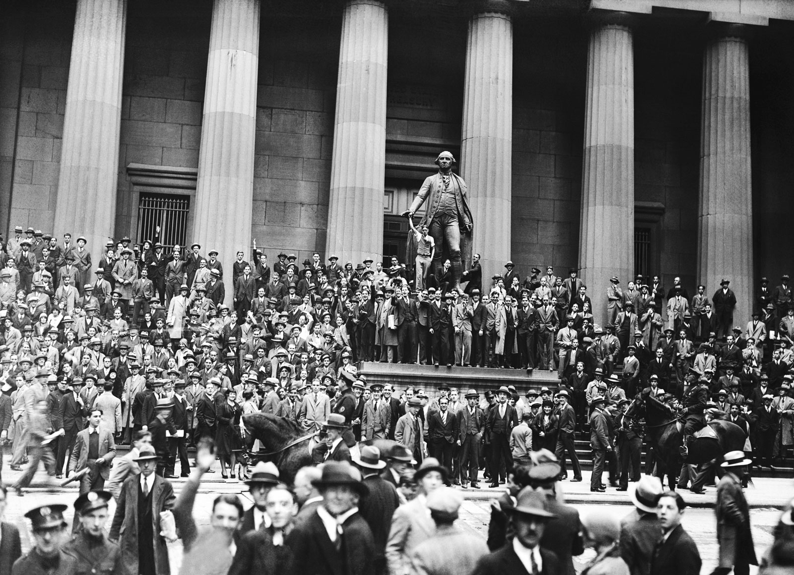 an introduction to the history of the stock market crash of 1929